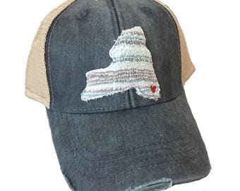 Chic Baby Rose Build Your Own State Hat Available in many colors and patterns