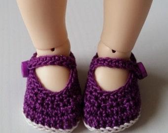 Littlefee, YOSD  Shoes Eggplant Purple