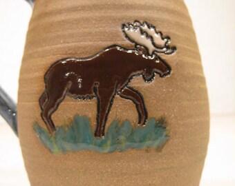 Moose  Mug .......           a70