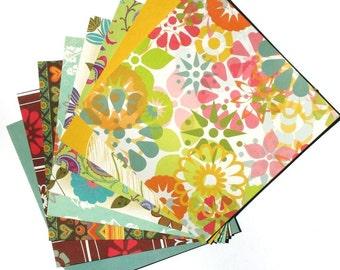 Garden Party - 6x6 MemoryStor Paper Pack