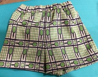 70s Tennis Shorts 2/3T