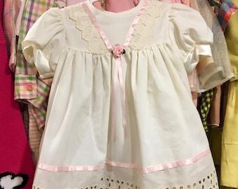 1980s Dress 2T