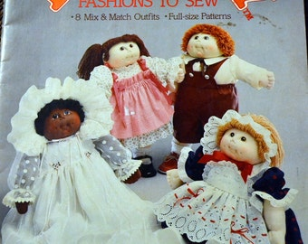 Pattern For Clothes For Little Doll Baby By Martha Thomas