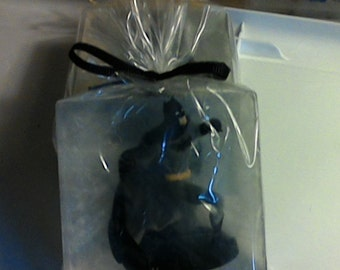 Batman Soap....Caped Crusader.....Batman in a Soap...Batman Birthday Party....Boy's gift idea....Stocking gift for a boy