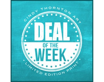 Deal of the Week - Dreamville - Signed 8x10 Semi Gloss Print (10 in edition)