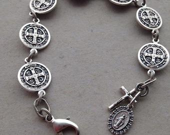 St. Benedict 7 Bracelet