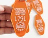 Knoxville, Tennessee Motel Keychain