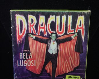 Bela Legosi's Dracula on Super 8