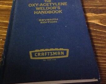 Craftsman - The Oxy-Acetylene Weldors Handbook Seventh Edition