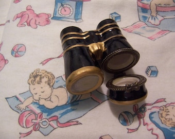 little binoculars trinket box