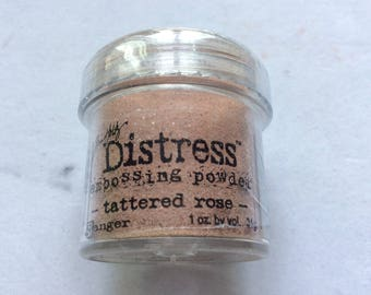 Tattered Rose Distress Embossing Powders