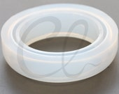 One Piece Silicone Mold For Bracelet Bangle - Resin Bangle Mold - DIY Resin Bangle (3386C)