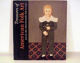 Treasures of American Folk Art from the Abby Aldrich Rockefeller Folk Art Center ©1989 Folk Art Primitive Art