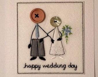 Wedding Card - Mr & Mrs