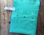 Custom listing for Kate - 15x20 travel pad and matching wet bag