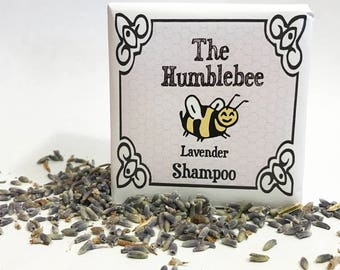 Shampoo Bar - French Lavender - Free shipping