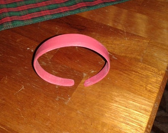 Hand made painted popsicle stick bentwood cuff bracelet