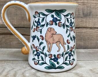 Chesapeake Bay Retriever Lover Mug - Handmade