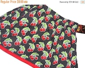 SALE EVERYTHING 40%OFF On Sale Cherry Skirt - Rockabilly Girl - Punk Rock Baby -  Toddler Girl - Polka Dot Skirt - Skirt - 3m to 8