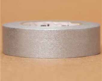 174386 mt Washi Masking Tape deco tape silver