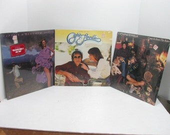 3 Captain & Tennille Vinyl LP Records All Sealed NOS Albums Pop Rock