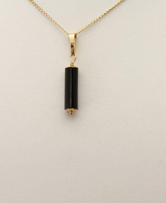 Black coral pendant listing 525863201 like this item mozeypictures Images