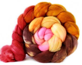 Sonora 4 oz Merino softest 19.5 micron Roving Top for spinning