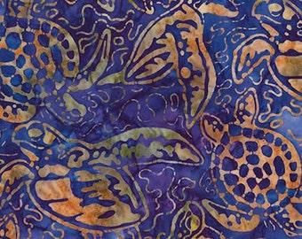 Artisan Batiks sea turtle Totally Tropical Bermuda bali batik