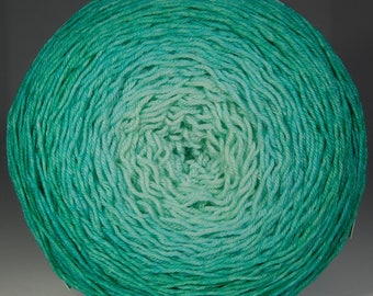 120g SE Sock Garden Party Cake - Hand Painted Gradient Yarn 555 yards (17-28)