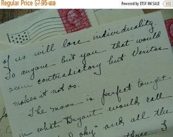 ONSALE One Stunning 1920-1921 Love Letter FROM HAZEL
