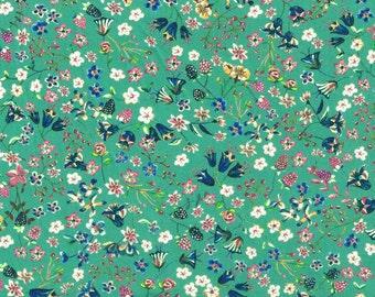 Liberty Fabric Donna Leigh D CC Tana Lawn Fat Quarter- * PRE-ORDER *