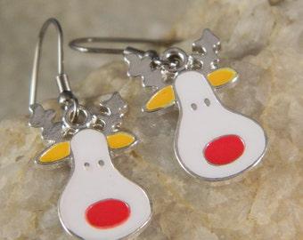 Adorable Reindeer Earrings