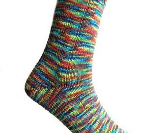 Socks Stripes, EU size 37/38 - US size 6.5/7.5, UK size 4.5/5.5