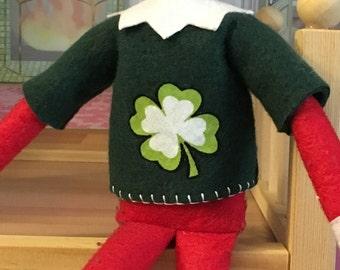 St. Patrick's Day Elf Shirt