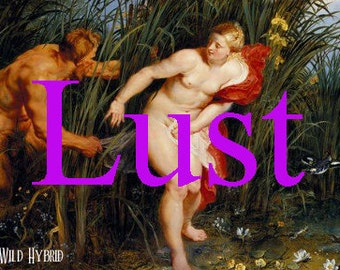 Lust Oil - 5ml Perfume Oil Champaca, ylang ylang, red rose, sticky honey and tobacco absolute, bourbon vanilla, white pepper