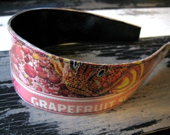Grapefruit Sculpin Headband