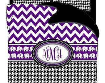 On Sale Custom Duvet Cover Pink Amp Black Paris Dance By