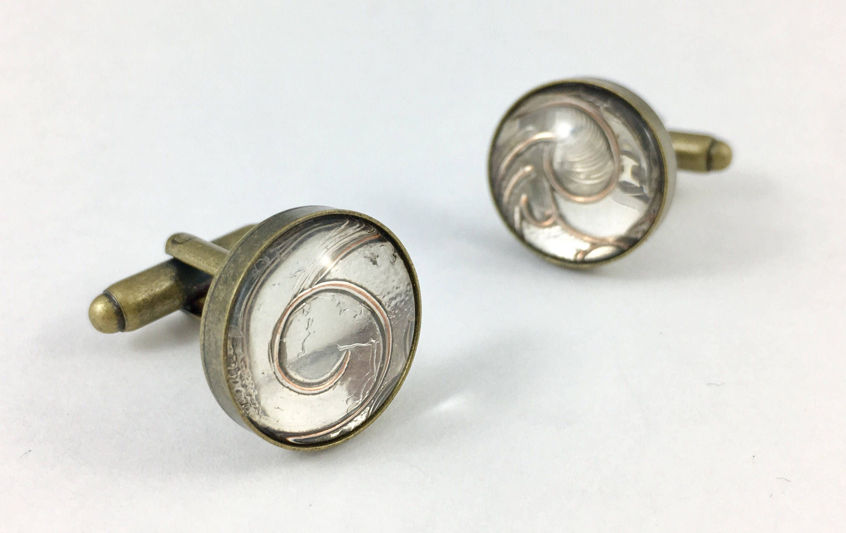 Vintage Cufflinks, Husband Gift, Unusual Cufflinks, Cool Cufflinks ...