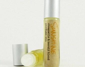 SUNSHINE Roll on Perfume Oil / Chamomile Neroli