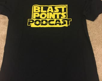 Blast Points shirt!  Size SMALL