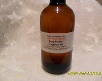 Baby Powder Fragrance Oil   Premium Grade  U Pick Size