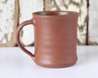 Coffee Mug / Tea Cup / Hot Chocolate Mug / 12 Ounce Mug / Earth Tone Mug