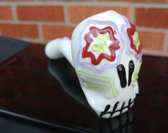 Sugar Skull Bubblegum Honeycomb