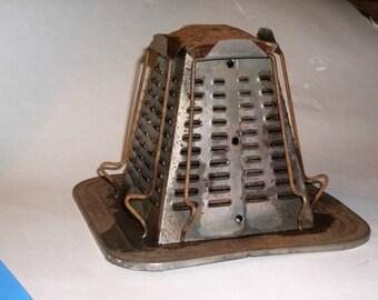 Antique Campfire Bread Toaster