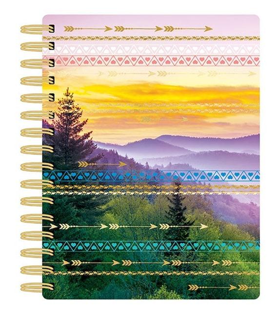 "Live Bold Paper House Spiral Bound Planner 7.5""X8.5"" (PL-0003)"