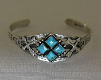 Maisel's Silver Bracelet Turquoise