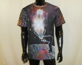 T-Shirt - Purged (All-Over Print)