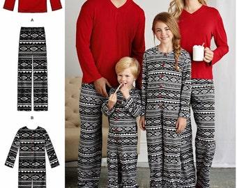 Pajamas in Tiny teen