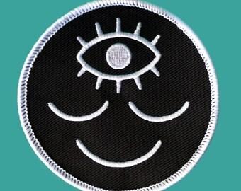 Woke Third Eye Patch