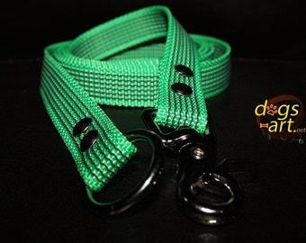 Dog Training Leash by dogs-art, grip it leash, non slip leash, rubber leash, easy grip leash, sure grip leash, 4ft dog leash, dog leash